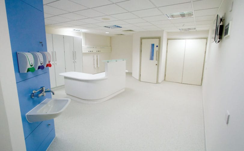 Highgate Private Hospital Recovery suite
