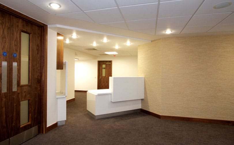 Holly Private Hospital, Cosmetic Suite refurbishment