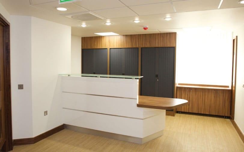 Parkside Hospital Ward Refurbishment