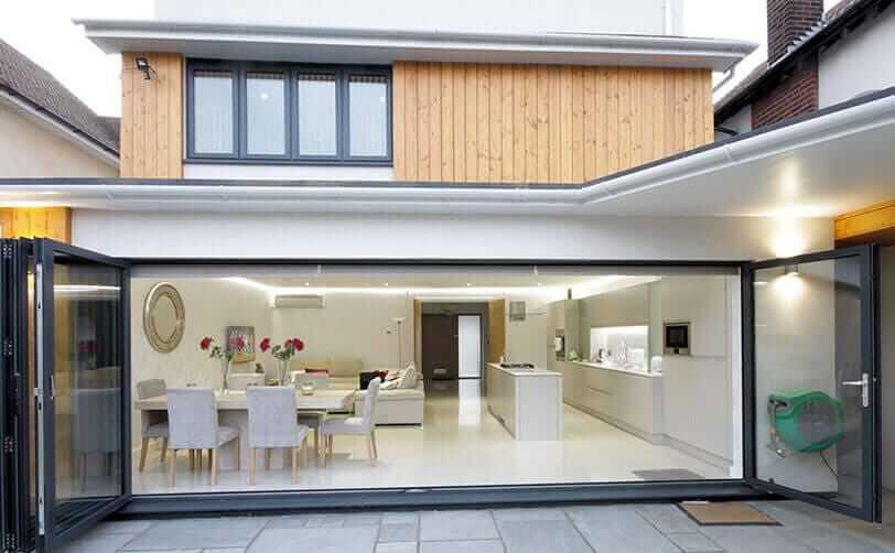 Residential refurbishment, extension & loft conversion