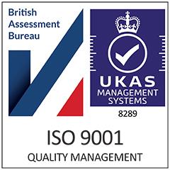 The British Assessment Bureau ISO 9001