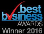 Best Business Awards Winner 2016