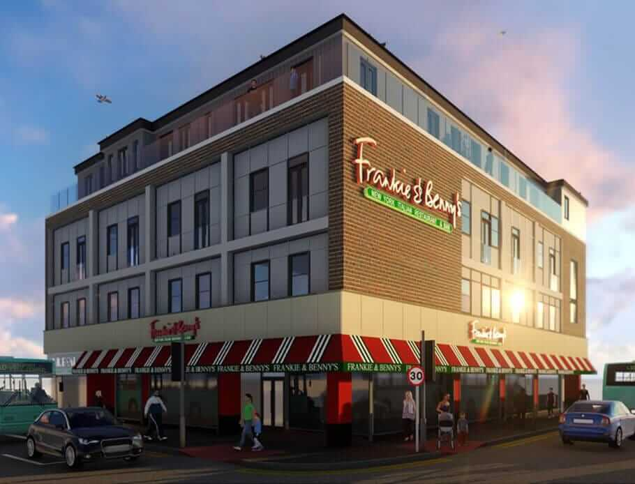 Frankie and Bennys - Working as one with developers