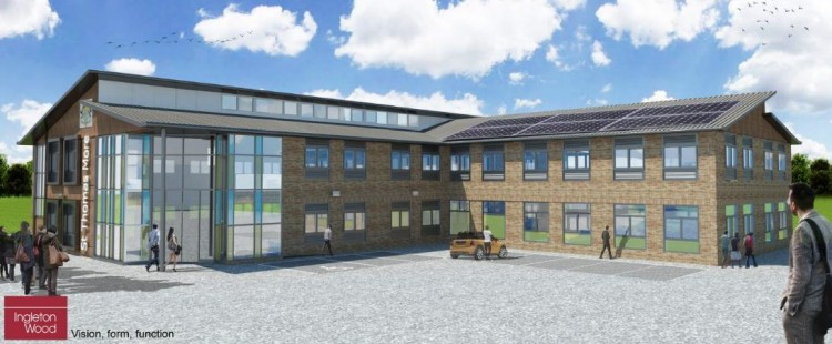 St Thomas More School Construction Project